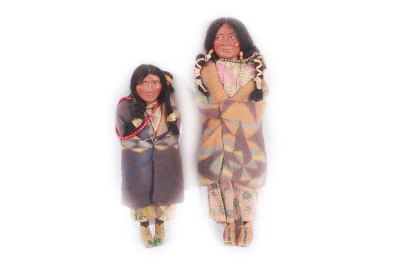 Native American Skookum Dolls : EBTH