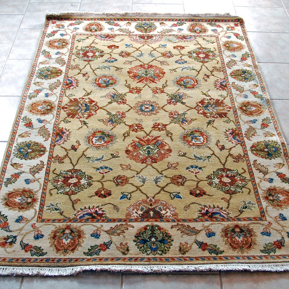 Kenneth Mink Quot Park Lane Quot Hand Knotted Area Rug Ebth