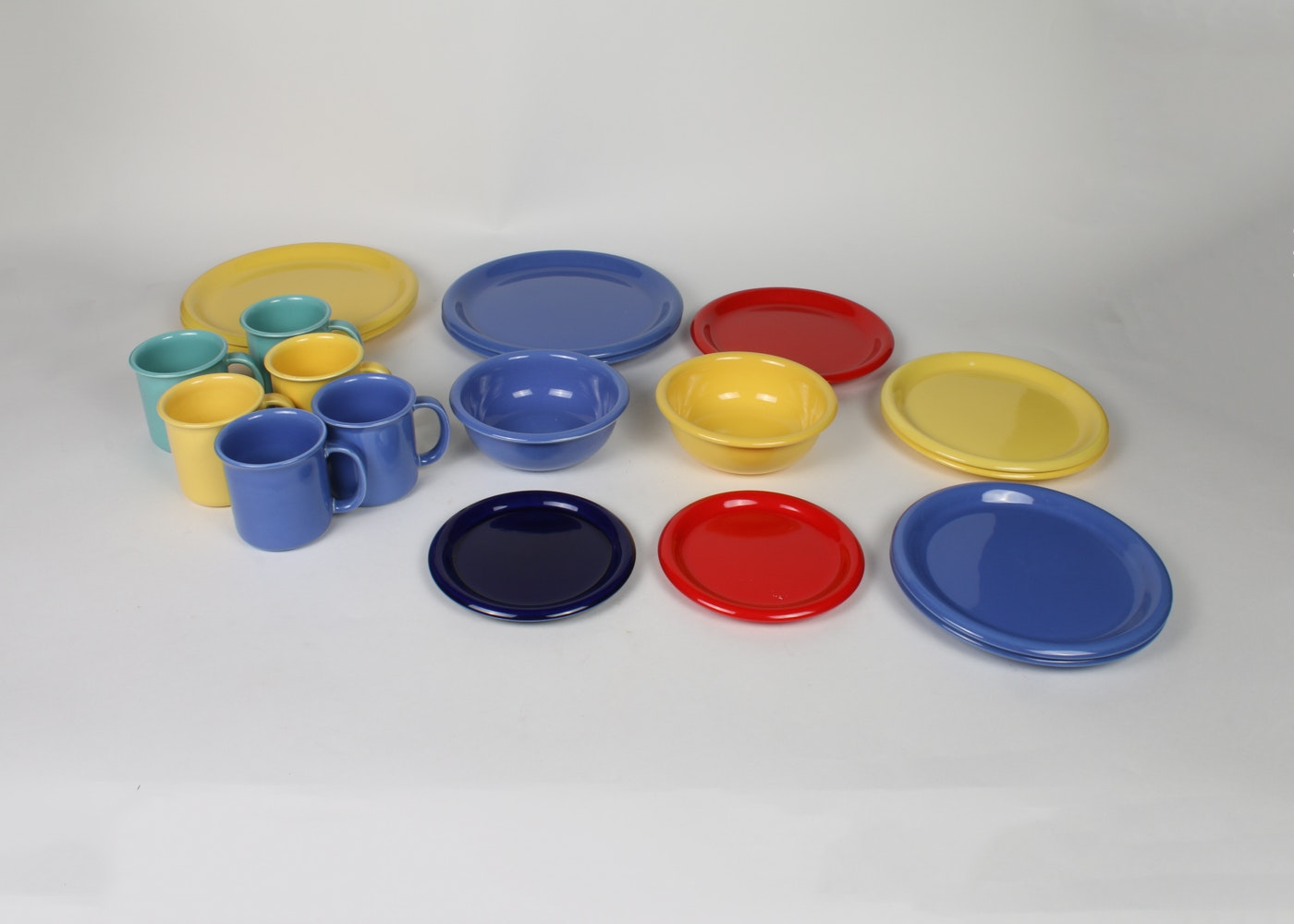 Collection of Italian Crown Corning-ware ... & Collection of Italian Crown Corning-ware : EBTH