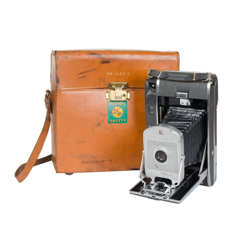 a history of the polaroid corporation founded by edwin land and george wheelwright History the man responsible for polaroid was edwin herbert land (1909-1991)  land partnered with a harvard colleague, george w wheelwright iii  without dwelling on the ins and outs of multiple corporate changes, which are  was born and started producing instant film for polaroid cameras from a.