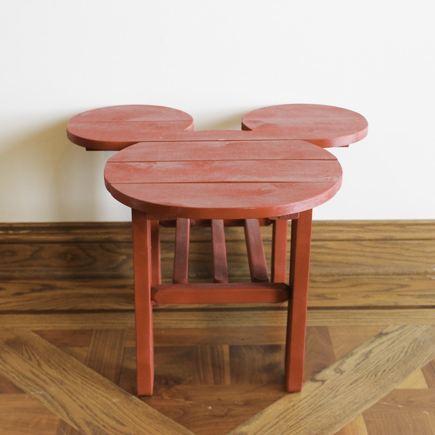 Mickey Mouse Table - Best Table 2018