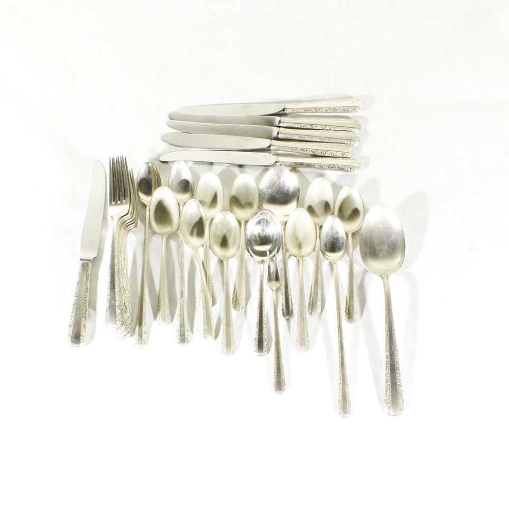"Towle ""Candlelight"" Sterling Silver Flatware"