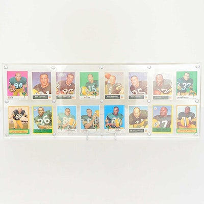 Green Bay Packers Trading Cards