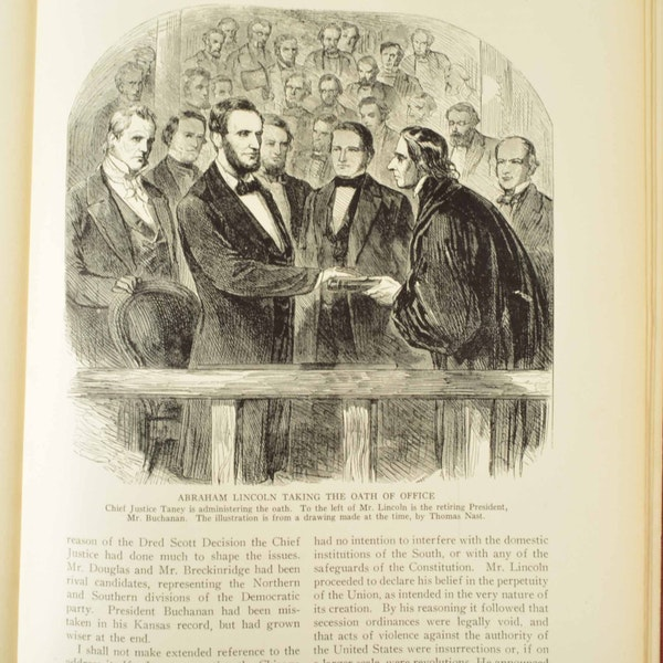 Abe Lincoln Books: Vintage Abraham Lincoln Book Collection : EBTH