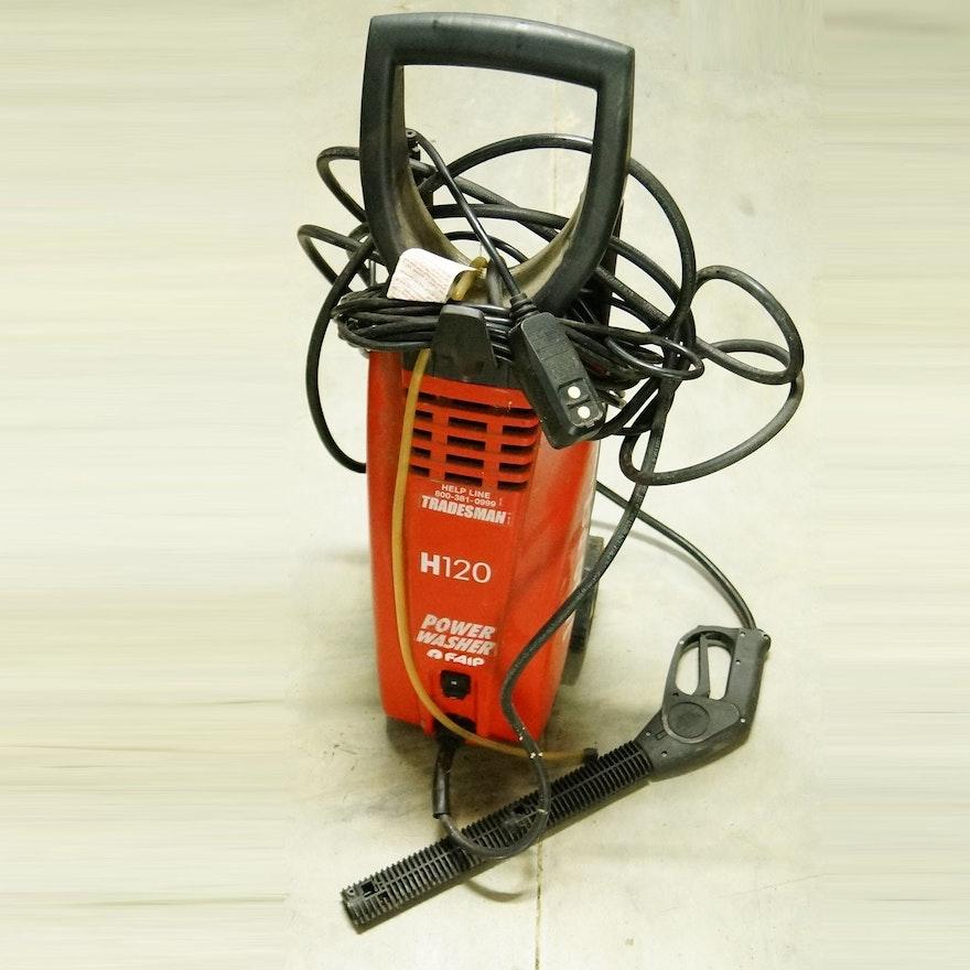 Tradesman Electric Power Washer