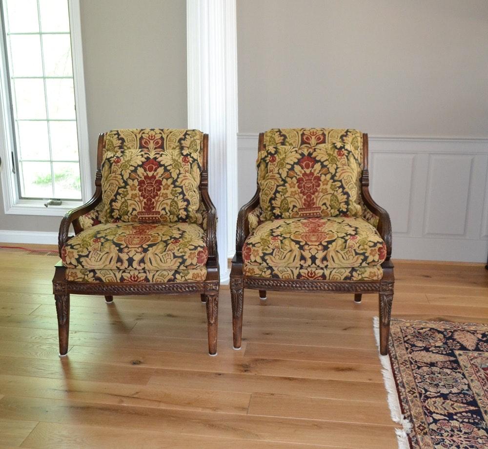 Pair Of Regency Chairs By Ferguson Copeland Ltd. ...