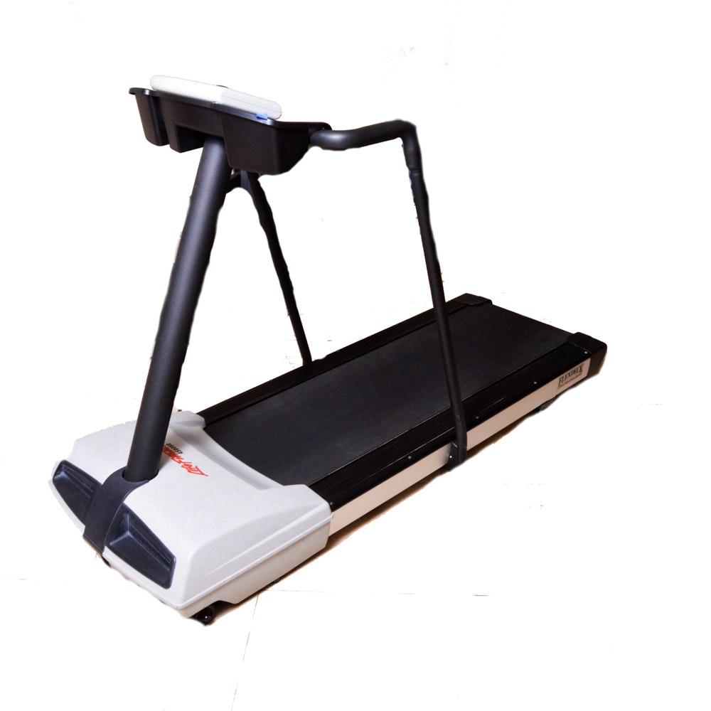 Life Fitness Treadmill History: Life Fitness 4500HR Treadmill : EBTH