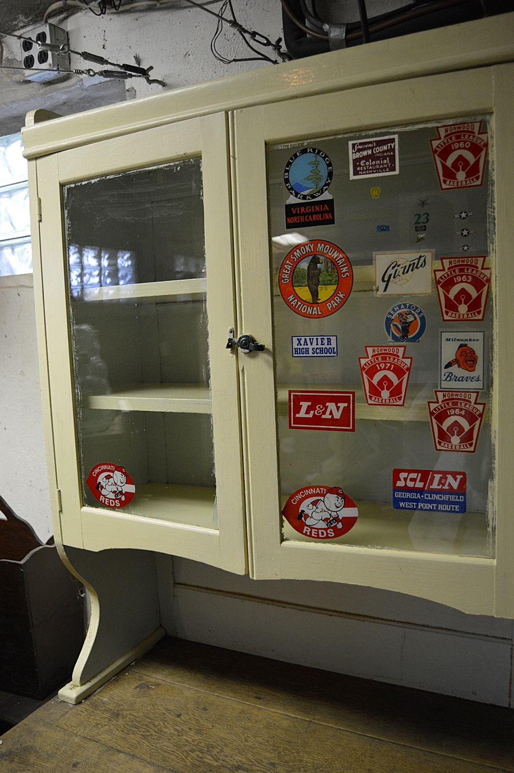 1930s-1940s Sellers Style Kitchen Cabinet | EBTH