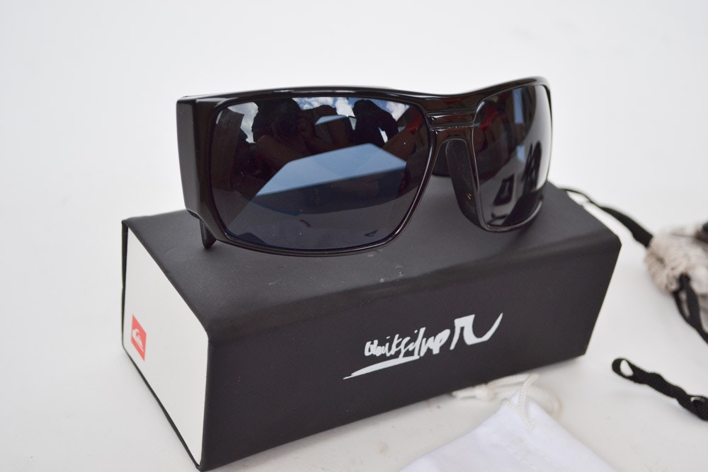Quicksilver 7 Glasses Frames : Von Zipper and Quicksilver Sunglasses : EBTH