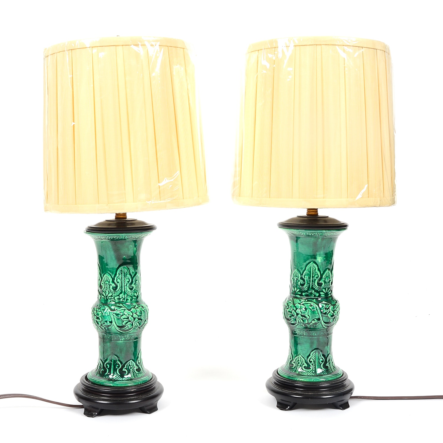 Pair of Port 68 Accent Lamps