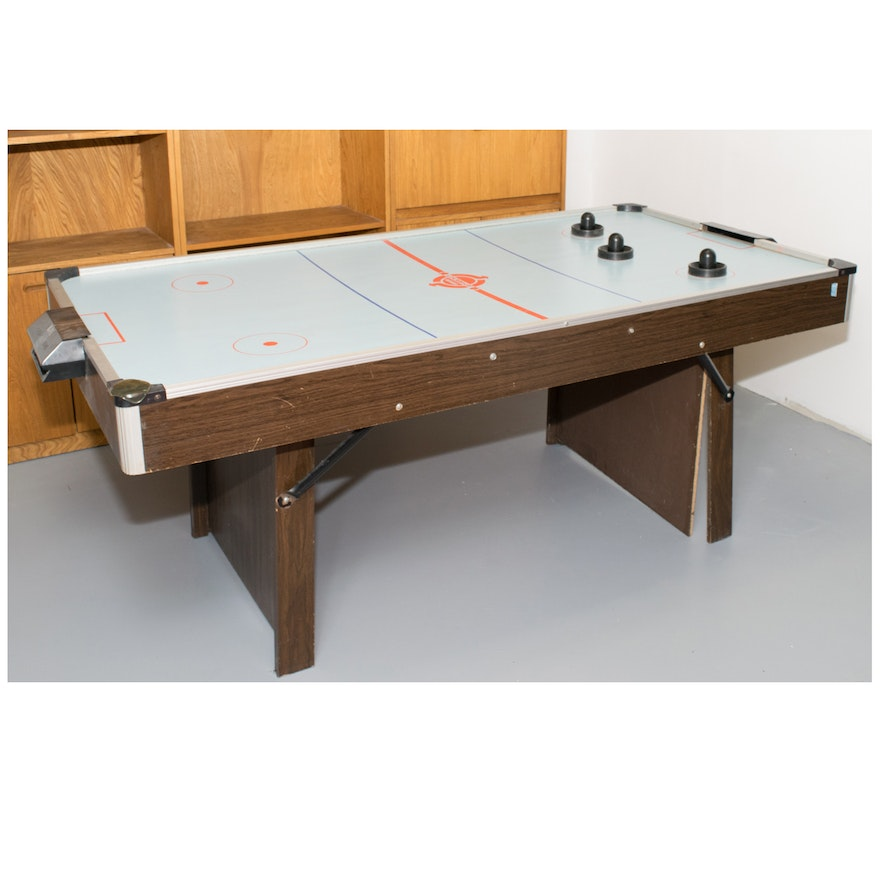Vintage Coleco Jet Hockey Table