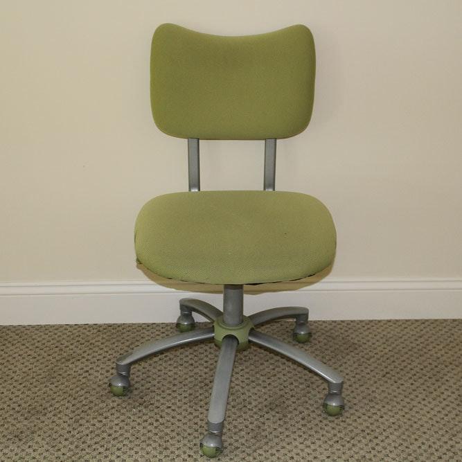 Upholstered Office Desk Chair