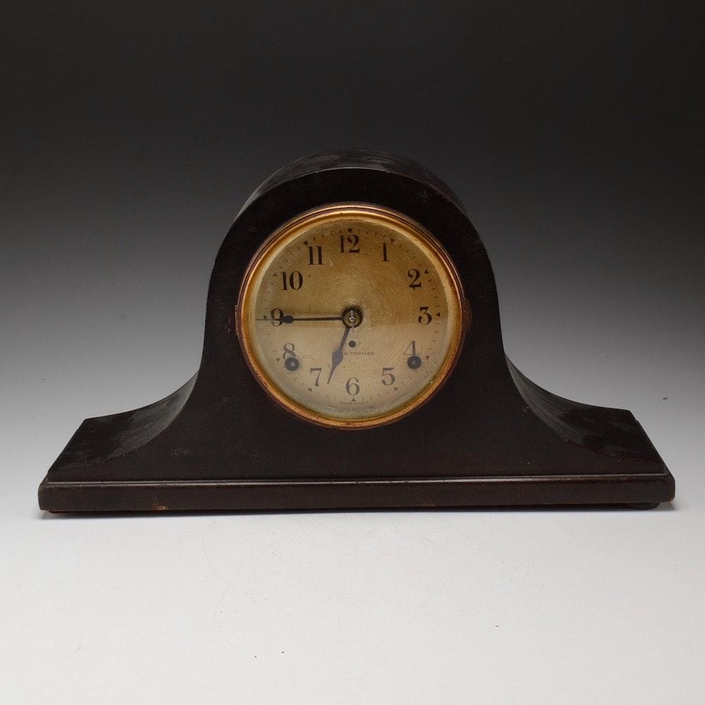 Vintage Seth Thomas Pendulum Movement No. 89 Mantel Clock