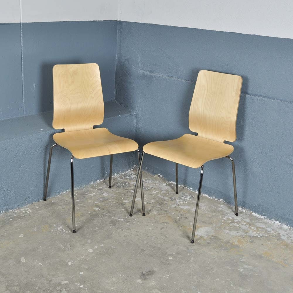 ... Gilbert Chair Ikea By Pair Of Gilbert Chairs By Ikea Ebth ...