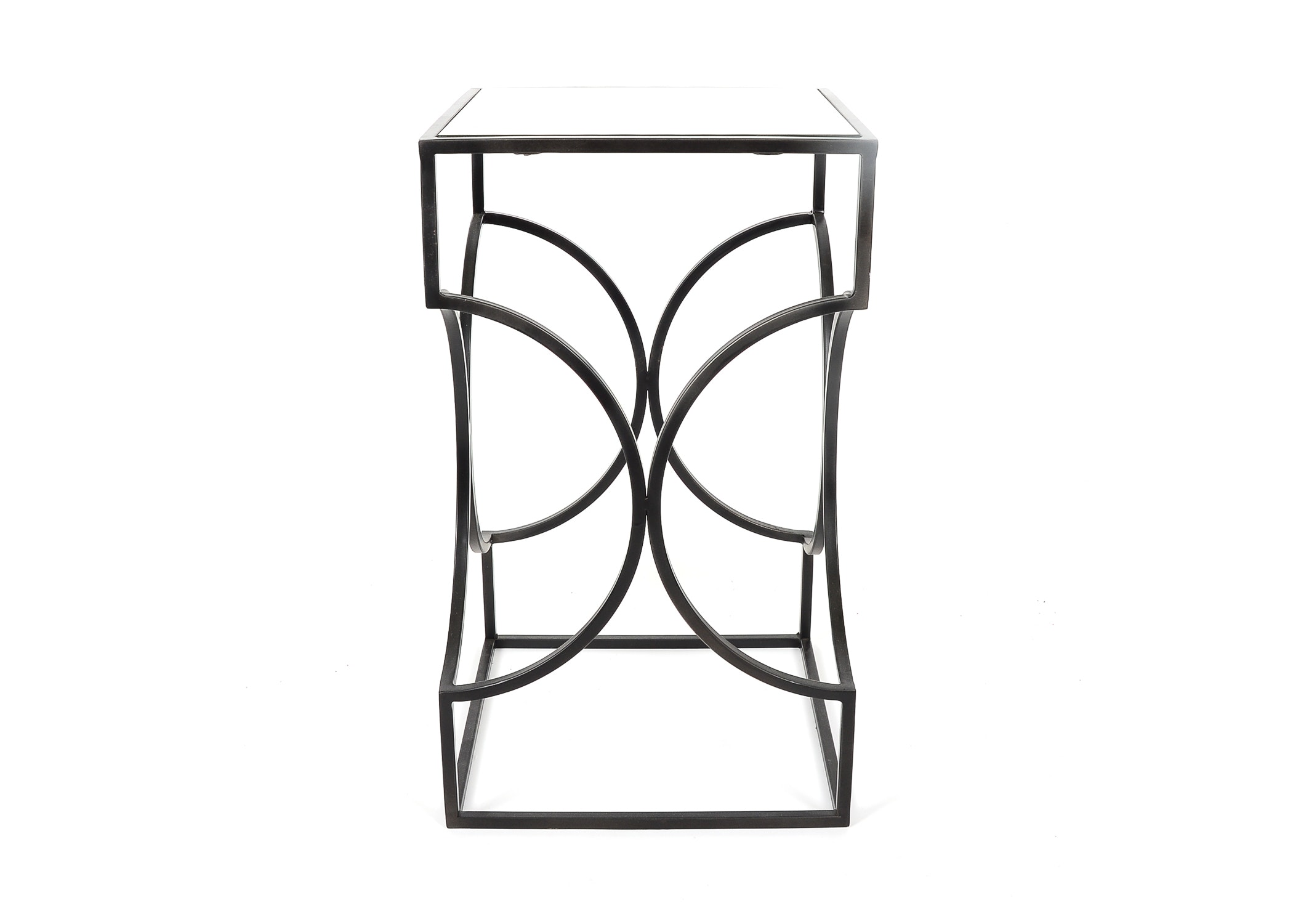 Mirrored Accent Table by Jamie Young