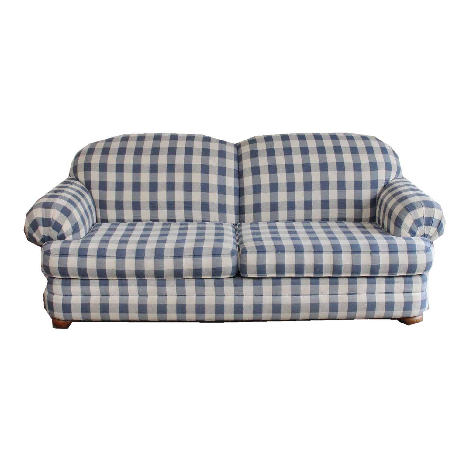 Blue Plaid Sofa Top 20 Blue Plaid Sofas Sofa Ideas Thesofa