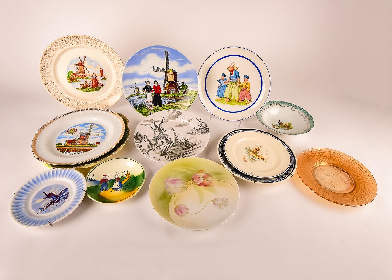 Decorative Dutch Plate Assortment