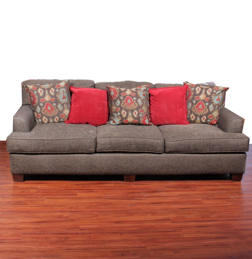 Broyhill westport sunbrella sofa ebth for Broyhill chaise lounge cushions