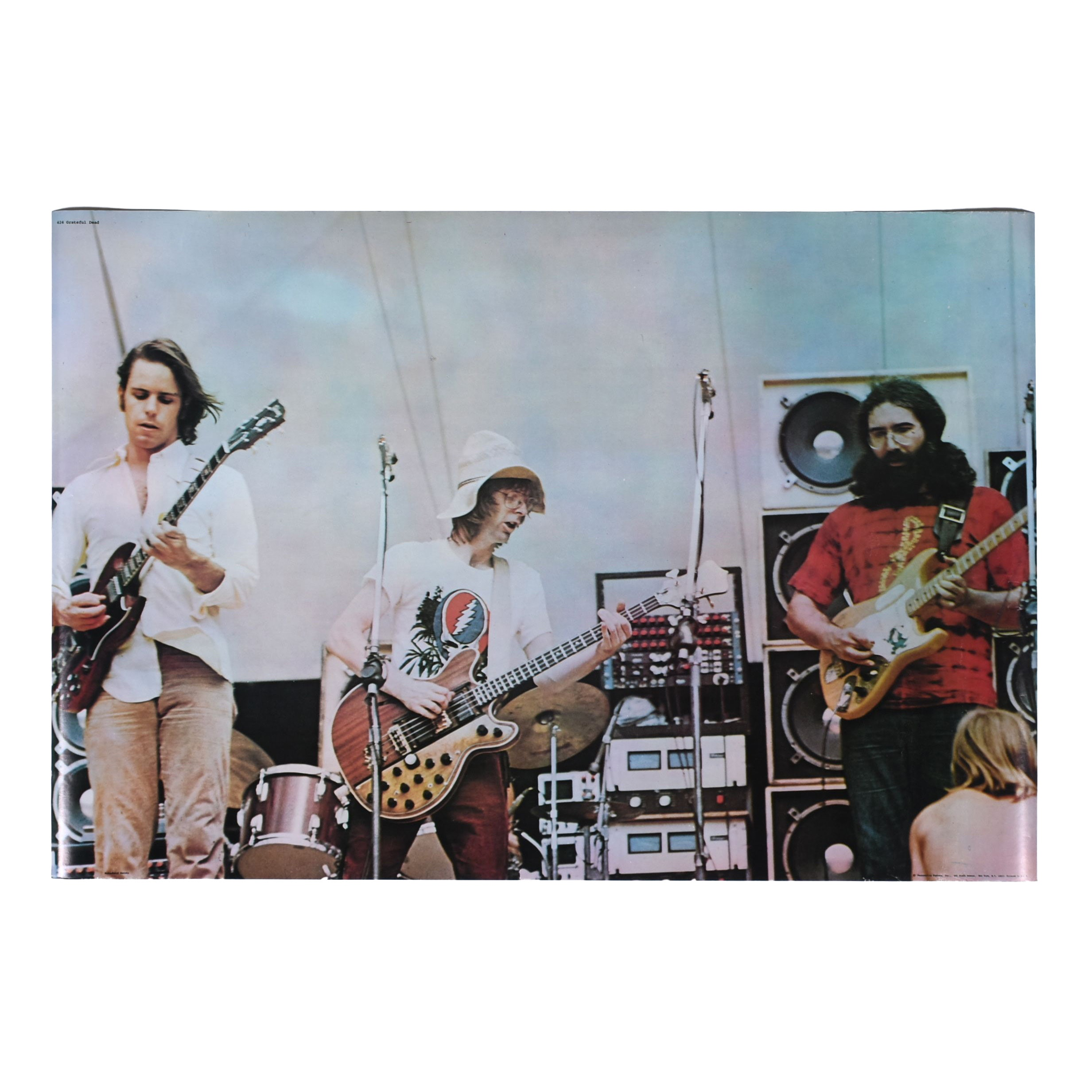 an introduction to the history of the american band the grateful dead Yellow rose of texas was only noodled by the grateful dead during there are many of recordings of yellow rose of texas a history of american folk.
