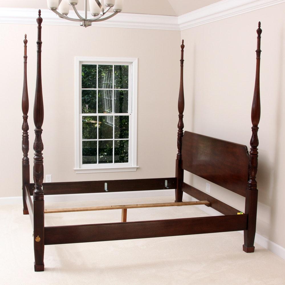 Henredon King Bed
