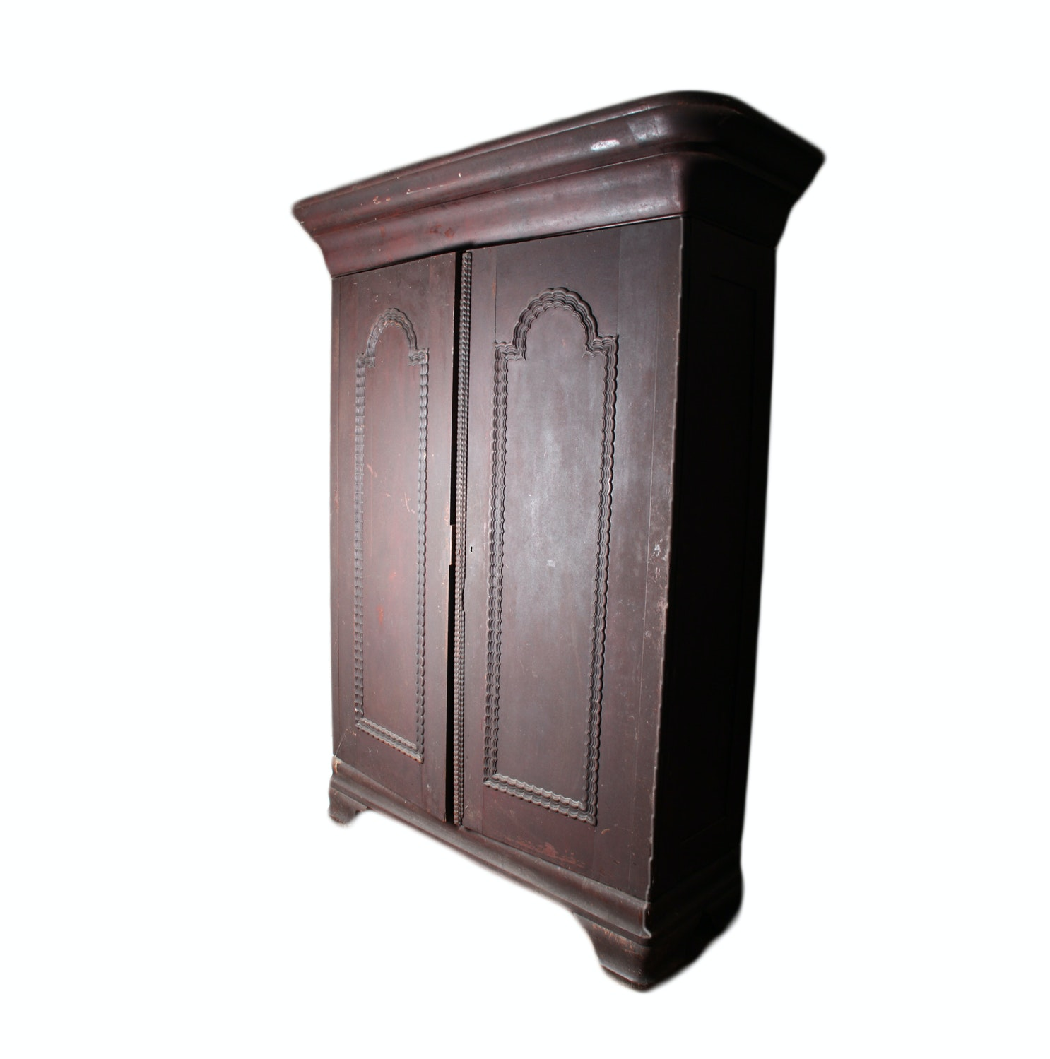 Large Antique Armoire ...