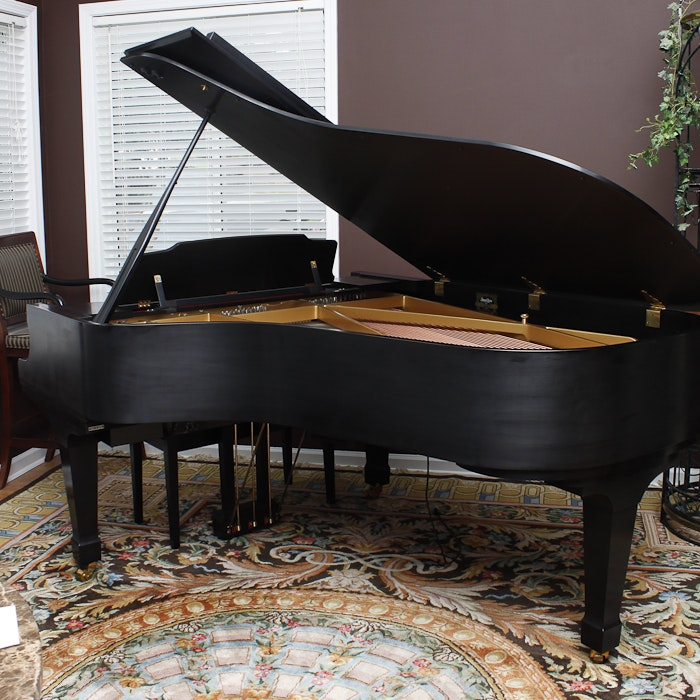 "Kawai Baby Grand Piano 5'1"" GE-20 with NEW IQ Piano Disc Player"