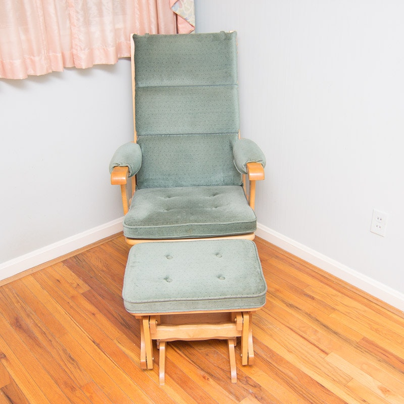 Newport Rocking Chair Center Quot Miracle Rocker Quot Glider And