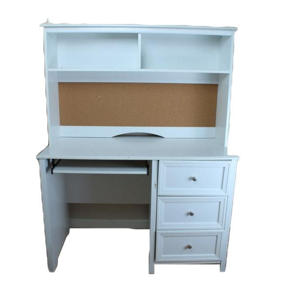 South Shore Furniture Studentu0027s Desk And Hutch ...