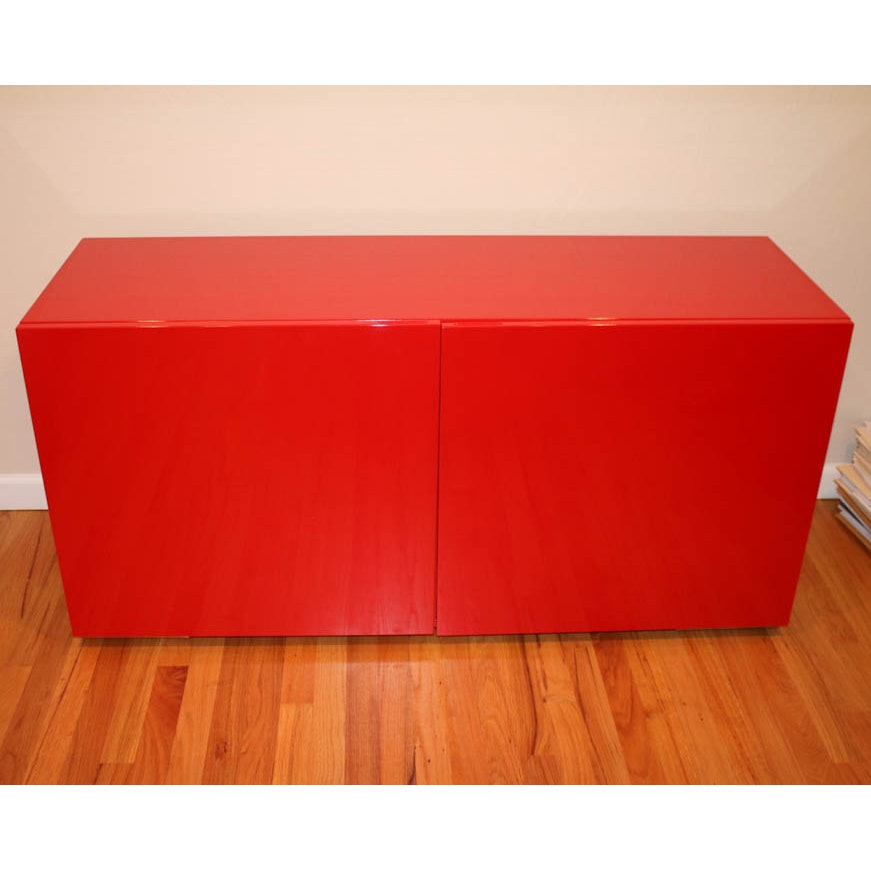 Red lacquered furniture Hollywood Regency Style Everything But The House Fuel