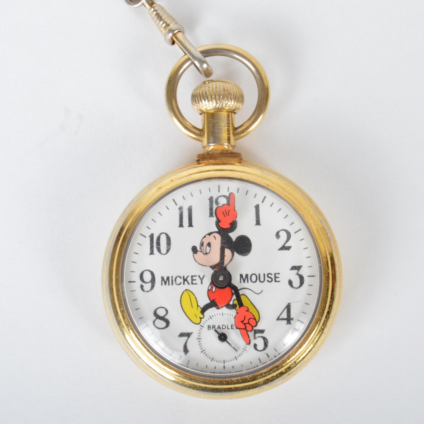 vintage mickey mouse pocket ebth