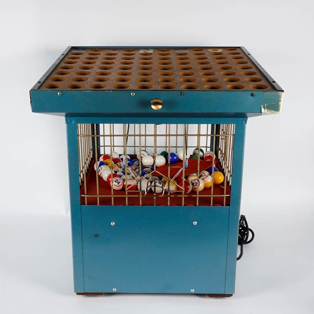 bingo machine