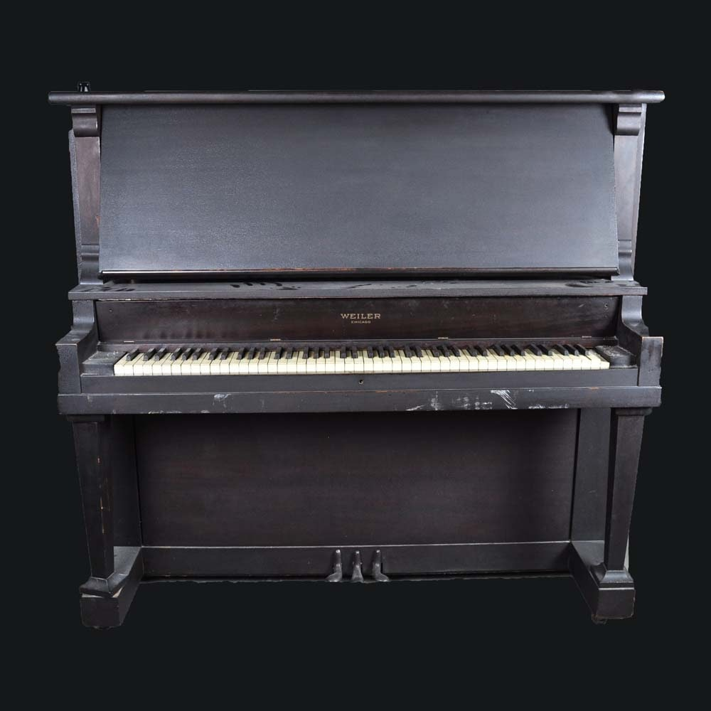 Weiler Upright Piano
