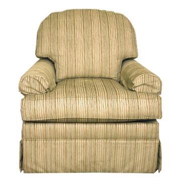 Ethan Allen Devonshire Swivel Chair ...