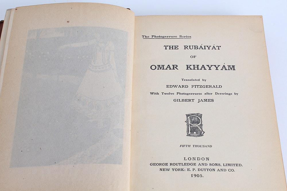 rubaiyat of omar khayyam fitzgerald translation pdf