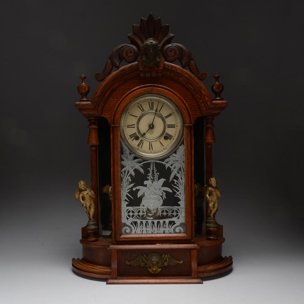 Antique Ansonia Triumph Model Clock EBTH