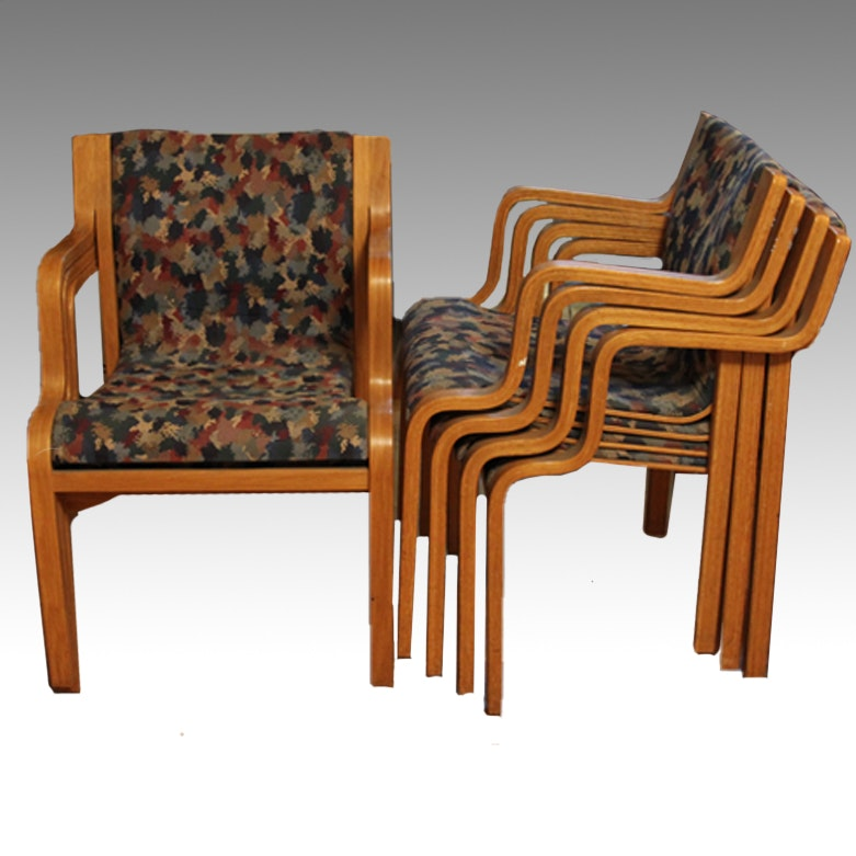 Set Of Stendig Chairs ...