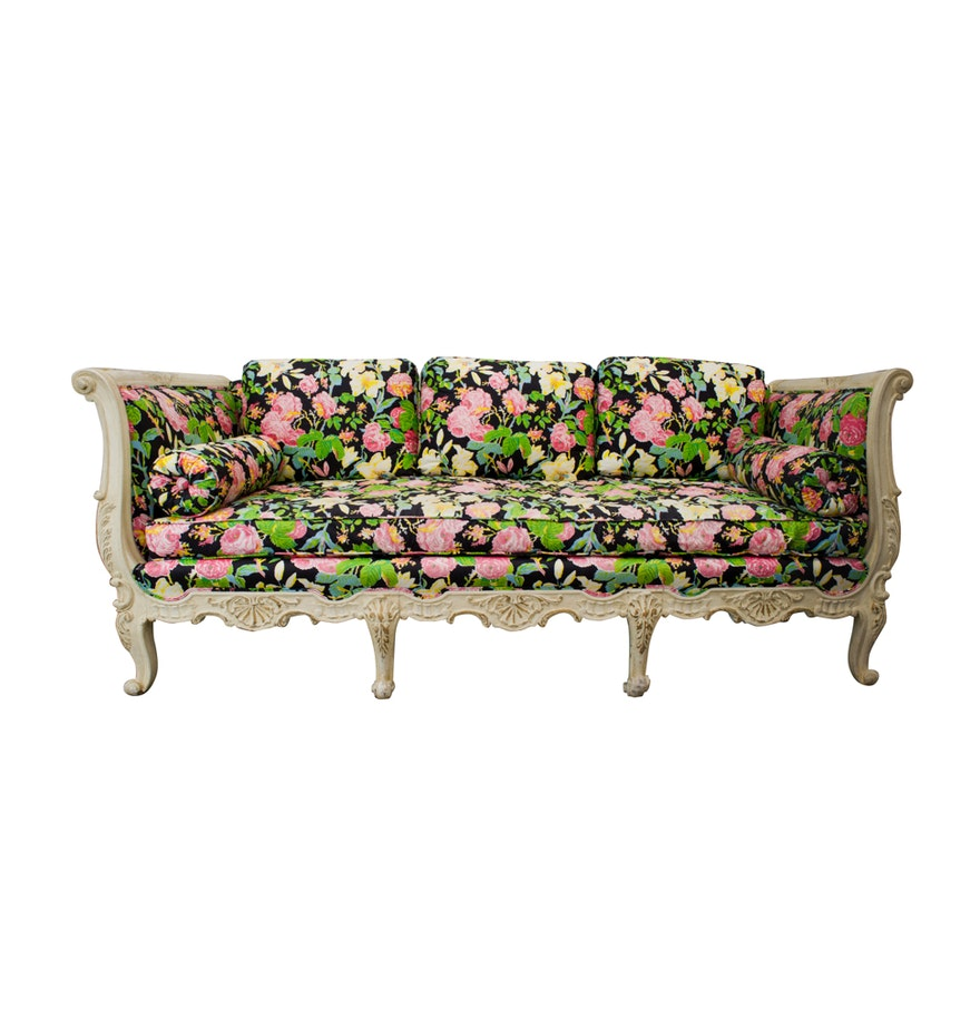 Louis xv canap ebth for Louis xv canape sofa