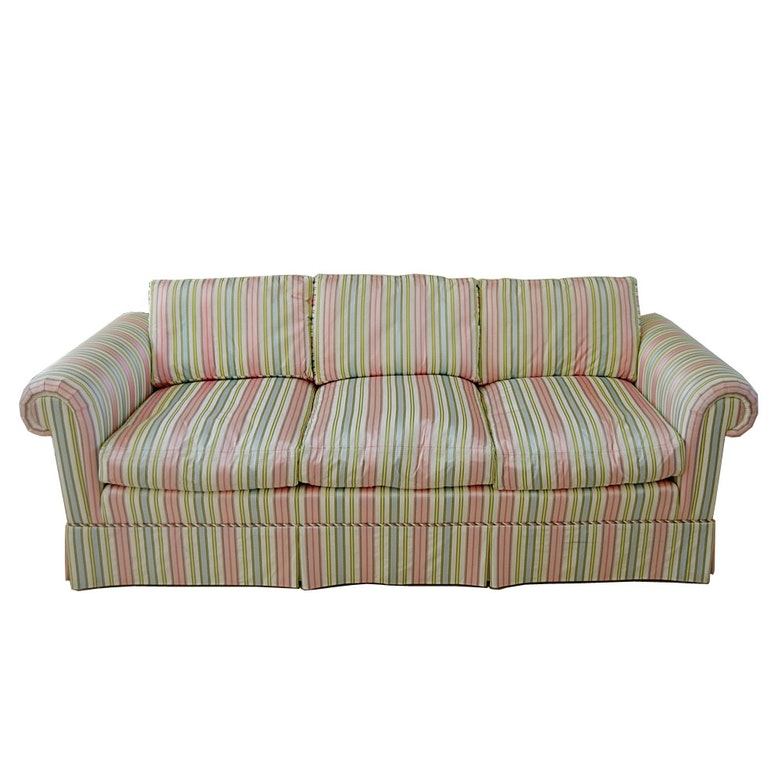 Ethan Allen Traditional Classic Sofa EBTH