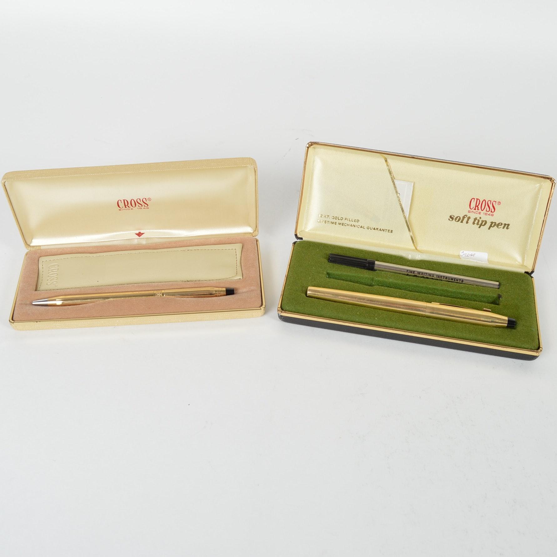 Vintage Cross Pens