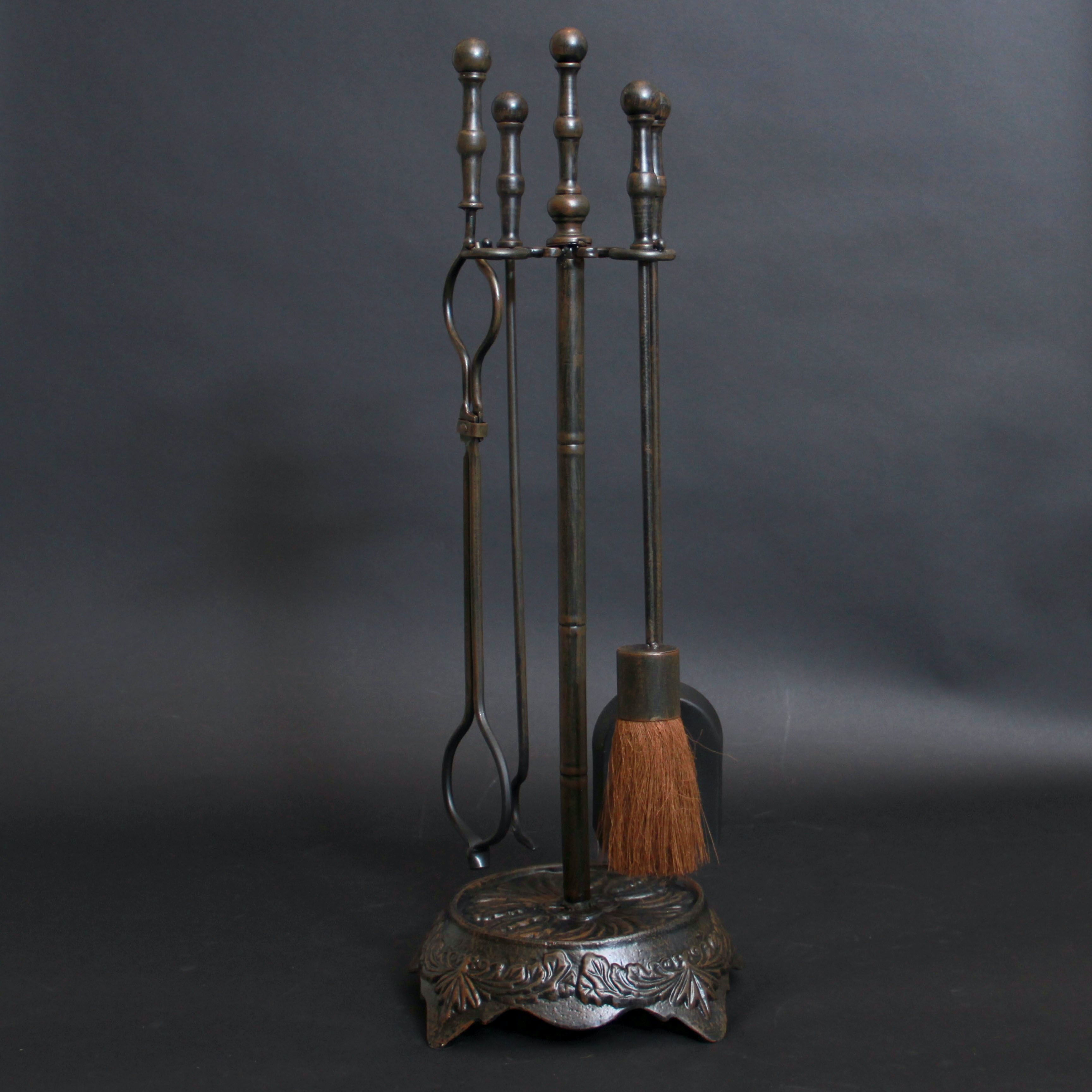 southern living at home wellesley fireplace tools ebth