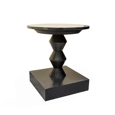 Memphis Group Marble Top Table by Peter Shire