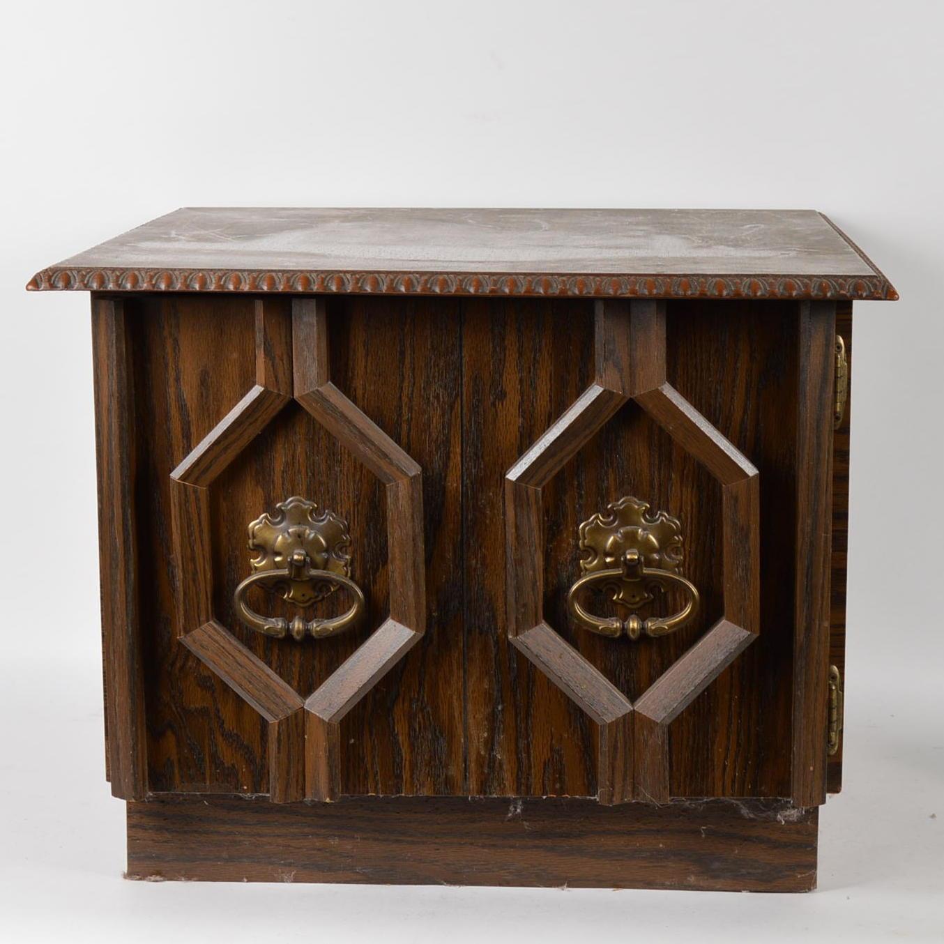 Storage Side Table