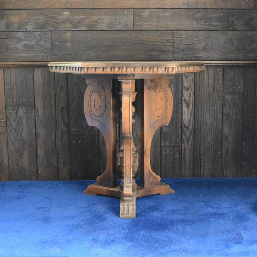 Vintage Kittinger Furniture Side Table ... - Vintage Kittinger Furniture Side Table : EBTH