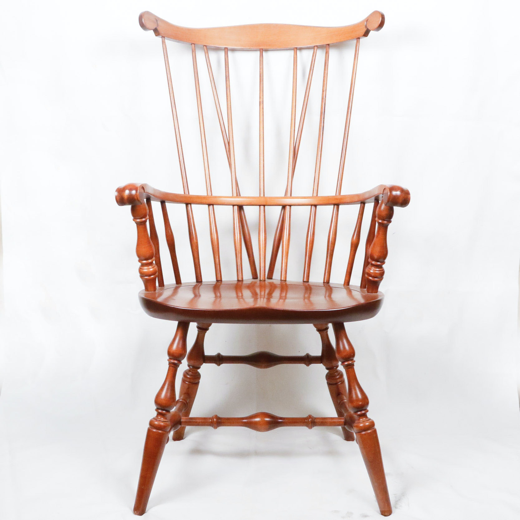Brace Back Windsor Chair ...