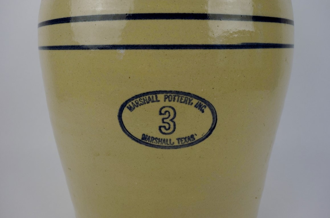 Marshall Pottery 3 Stoneware Butter Churn Ebth