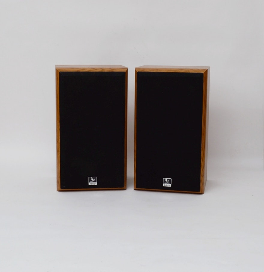 Vintage Infinity Speaker 69