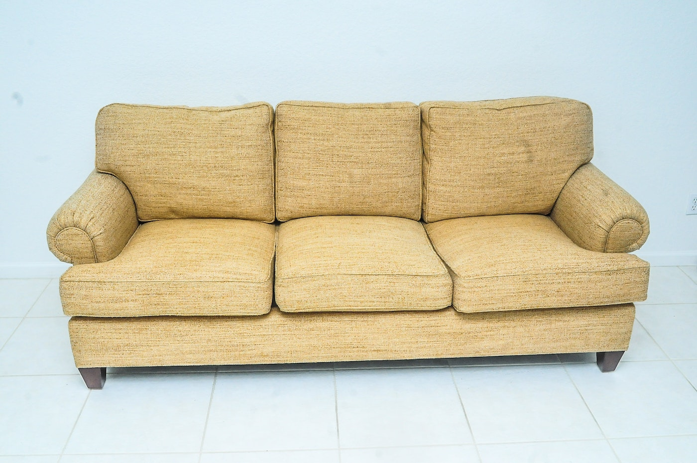 Henredon Upholstery Collection Sofa Ebth