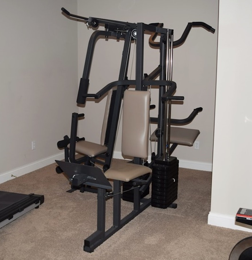 Marcy home gyms manuals gold u s gym