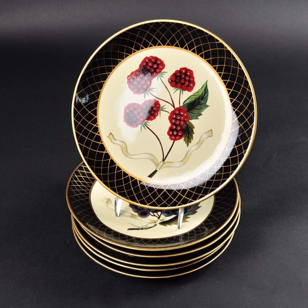 Raymond Waites Decorative Plates ... & Raymond Waites Decorative Plates : EBTH