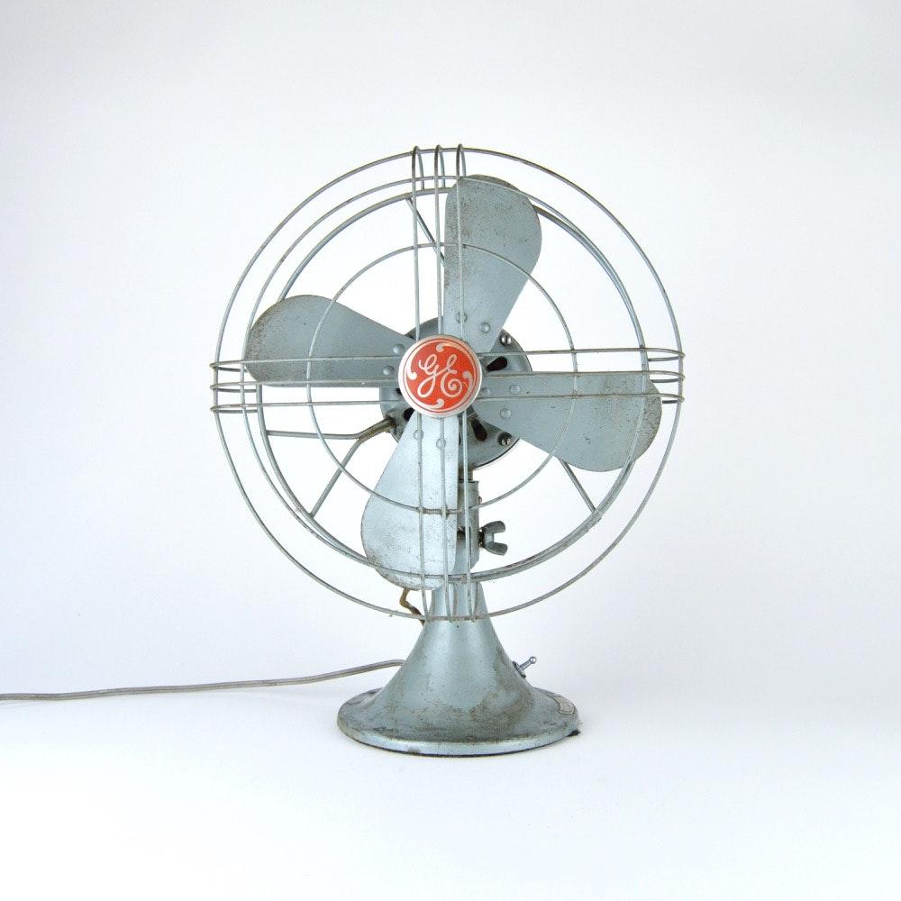 Vintage General Electric Fan 53